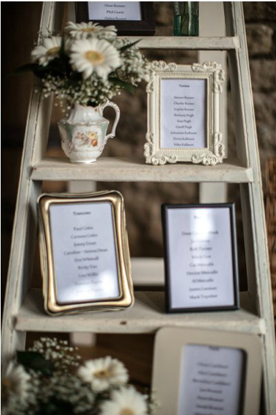 Feature Friday Vintage Ladders Bespoke Decor