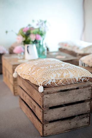 06db0dd53c5e5 Feature Friday  24 Uses for Vintage Crates at Weddings - Bespoke Decor