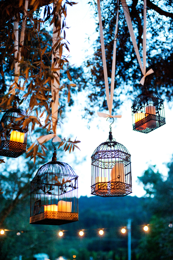 Feature Friday: Vintage Bird Cages - Bespoke Decor