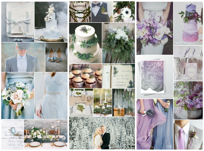Best Colour Reports for 2015 Weddings
