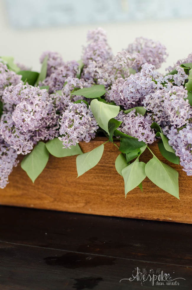 The one tip you need to know to fill a crate with flowers